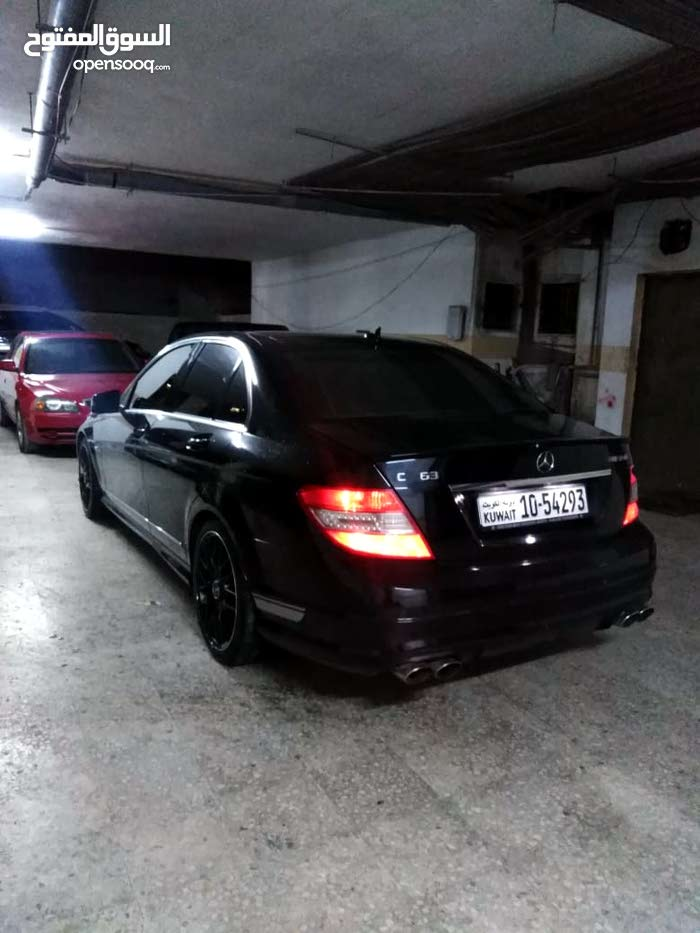Used condition Mercedes Benz C 200 2010 with 90,000 - 99,999 km mileage