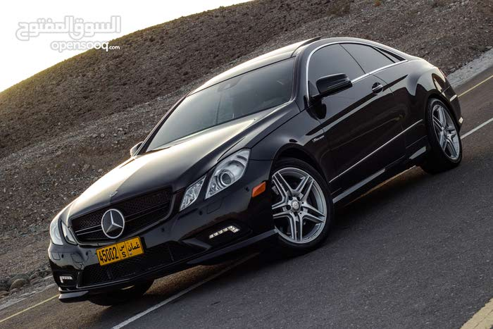 Mercedes Benz E550 car for sale 2011 in Muscat city