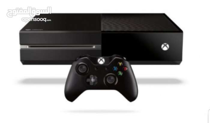 Used Xbox One device with add ons for sale today