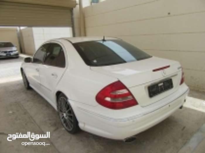 MERCEDES BENZ E240 (2004) GCC