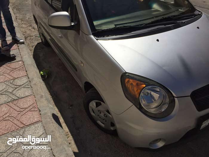Grey Kia Picanto 2011 for sale