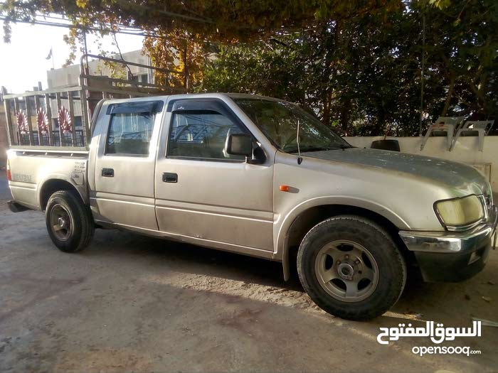 Isuzu Other car for sale 1997 in Amman city