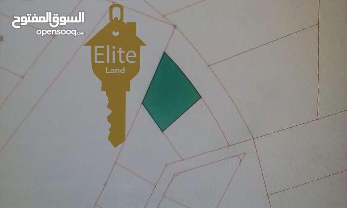 قطعه ارض للبيع في الاردن - عمان - ناعور بمساحه 588م