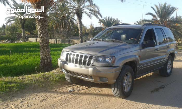 2002 Used Jeep Cherokee for sale