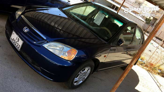 Used 2001 Civic for sale
