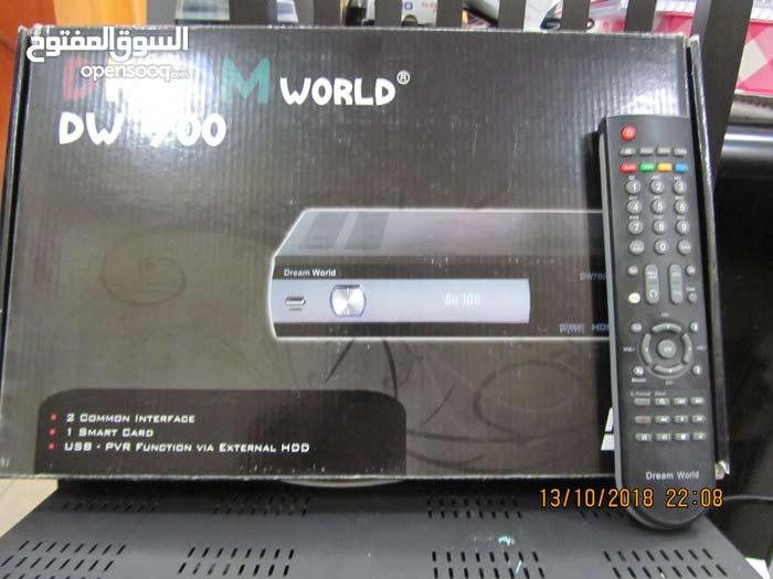 DreamWorld DW 700 MPEG2 Digital Satellite Receiver