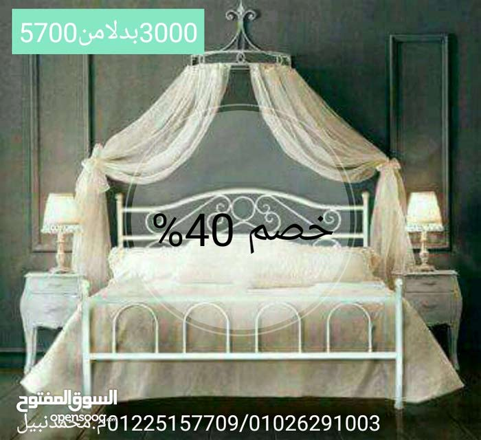 For sale Outdoor and Gardens Furniture that's condition is New - Cairo