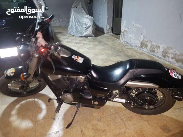 Honda motorbike available in Amman