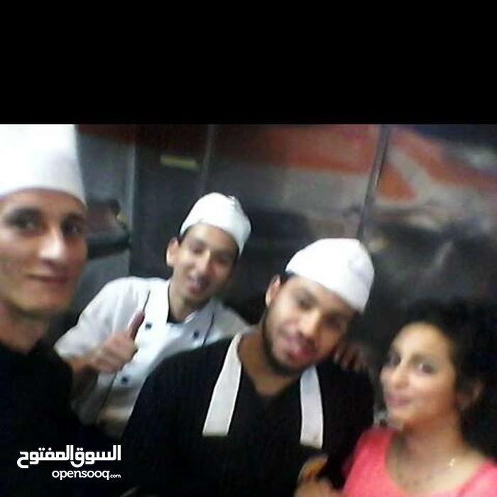 شيف طباخ طبخ غربي