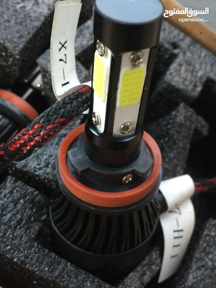 لمبات LED للمصابيح الامامية للسيارات نوع H11