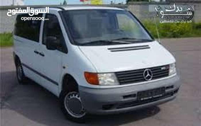 White Mercedes Benz Vito 2002 for sale