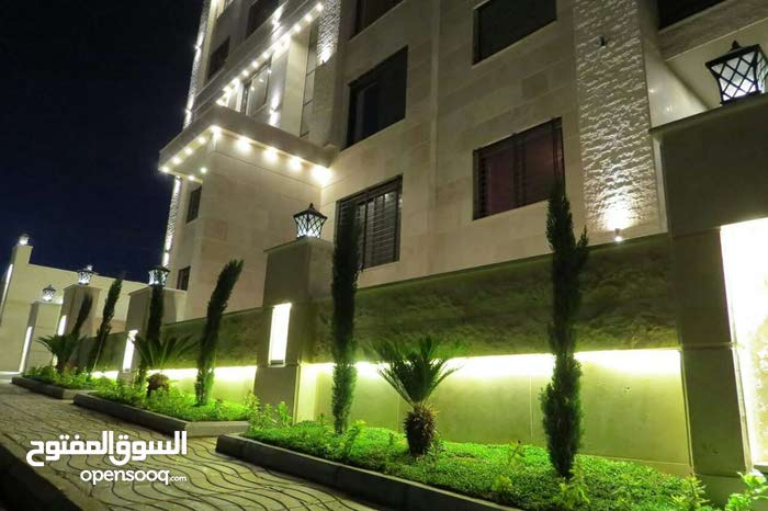 Third Floor  apartment for sale with 3 rooms - Amman city Airport Road - Manaseer Gs