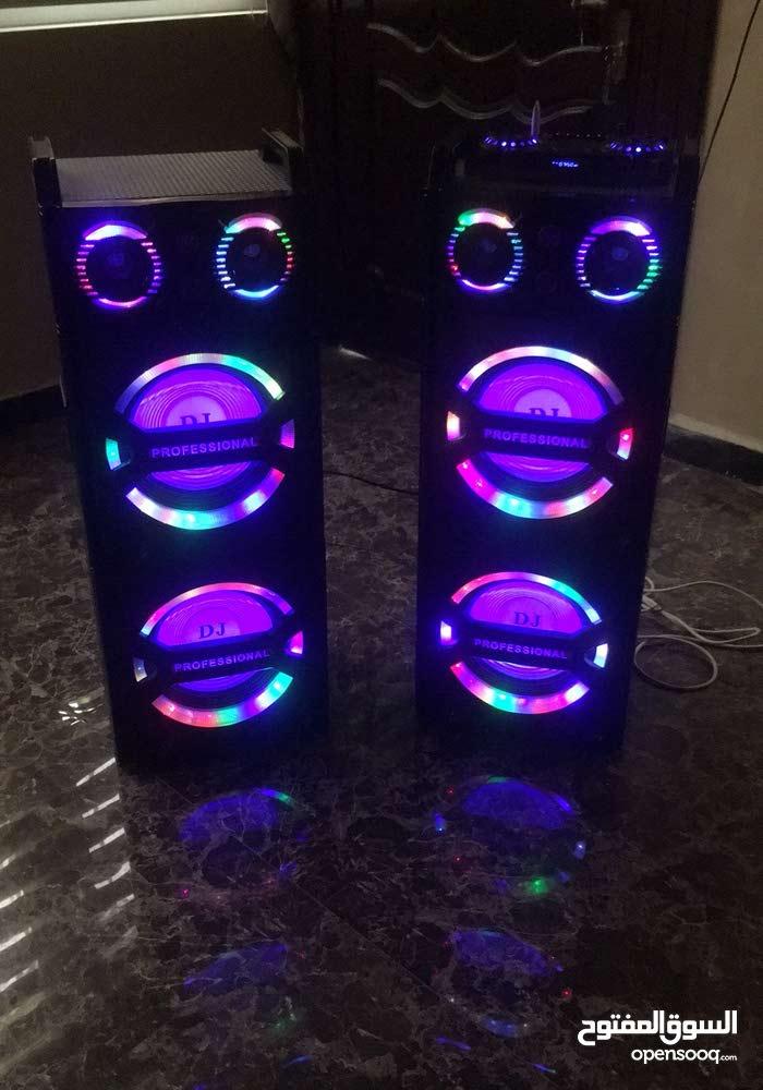 سماعات ايجار مكبرات صوت عالية جدا للاحتفالات والاعراس والمناسبات dj speakers