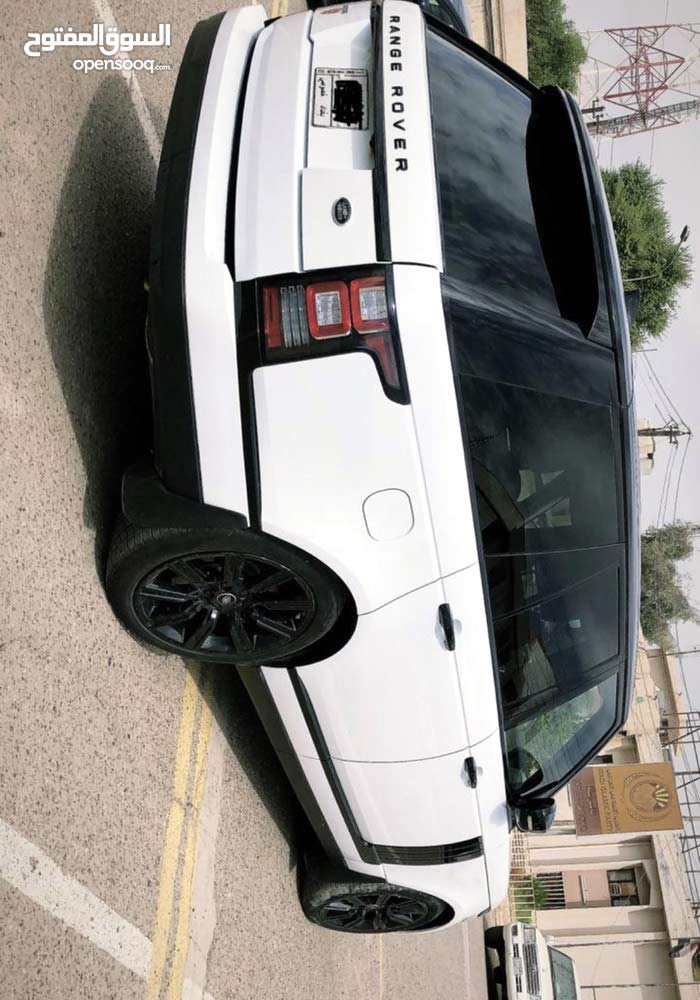 Used 2017 Land Rover Range Rover for sale at best price