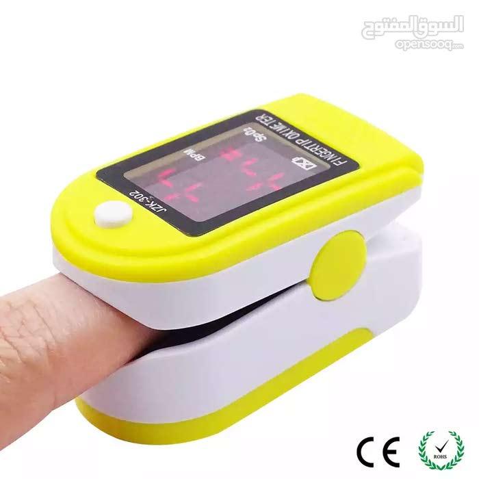 جهاز قياس نسبة الأكسجين في الدم SPO2 PR Oximetry