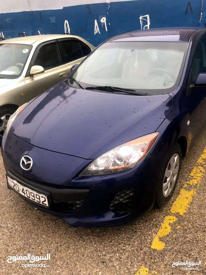 Best price! Mazda 3 2012 for sale - (111172375)   Opensooq