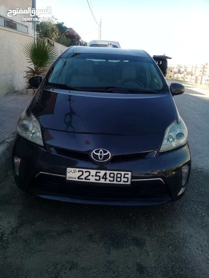 30,000 - 39,999 km Toyota Prius  for sale