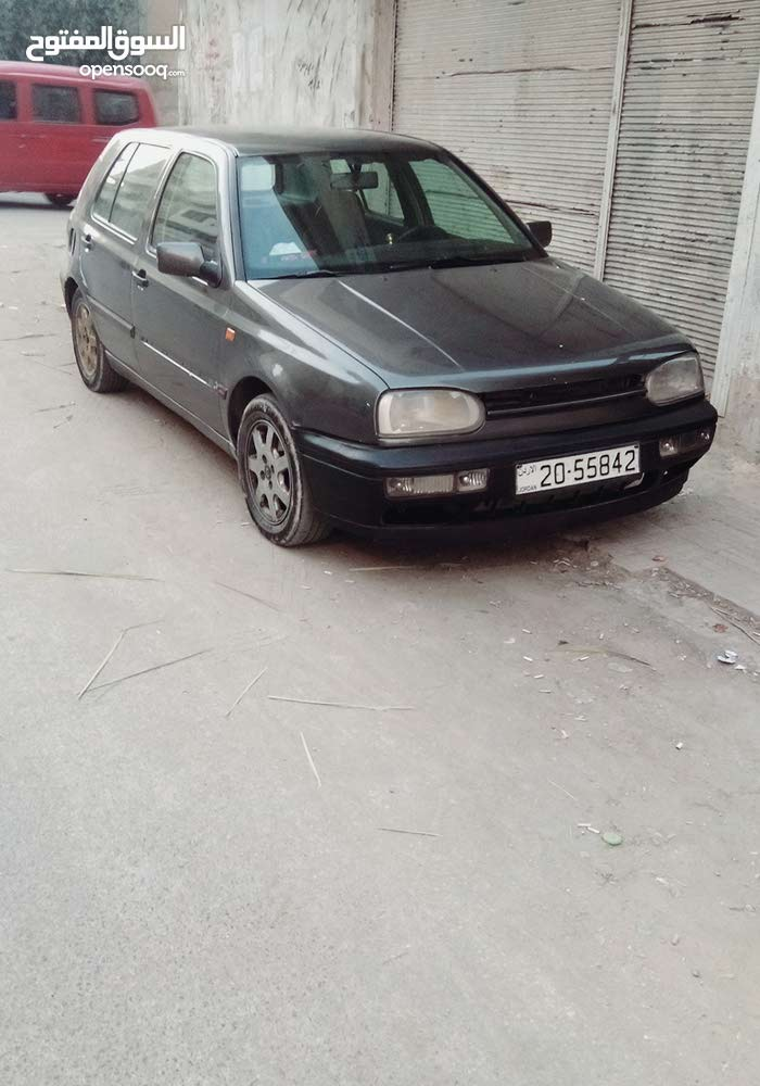 Volkswagen Golf 1994 For sale - Black color
