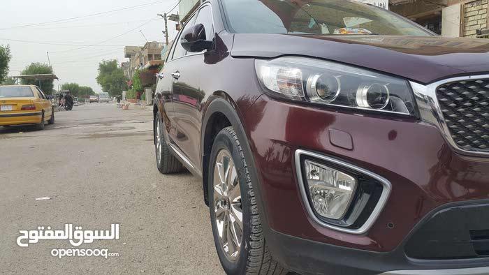 1 - 9,999 km Kia Sorento 2016 for sale