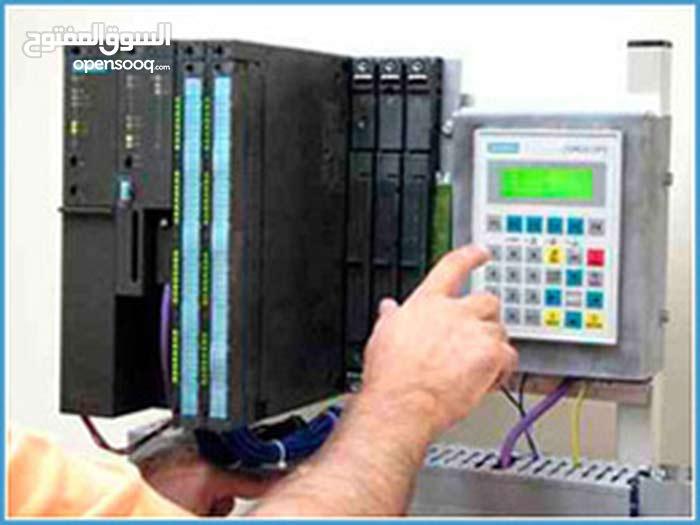 كهرباء و تحكم صناعي Electrical & Automation