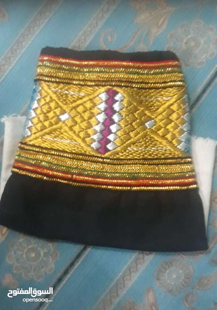 خياطة تقليدية سروال نسائي