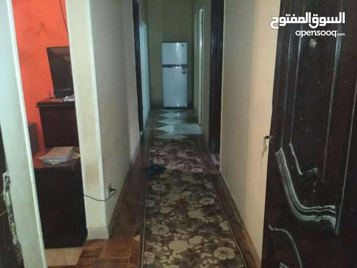 منزل للبيع 120 متر 4 ادوار بامتداد احمد عرابي بجوار دائري البراجيل