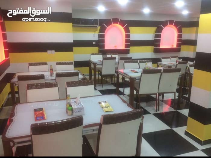 مطعم للبيع - ام صلالة