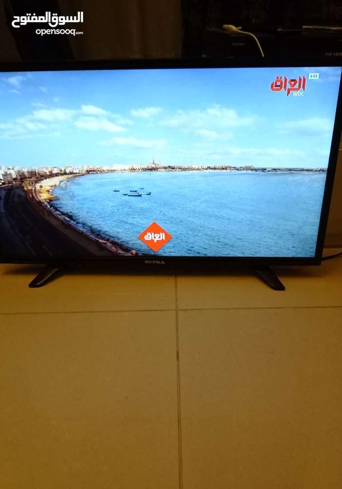 تلفزيون سوبرا استعمال قليل جدا للبيع