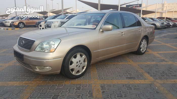 Lexus LS Used in Sharjah