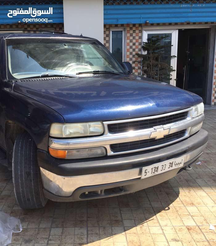 +200,000 km Chevrolet Suburban 2001 for sale