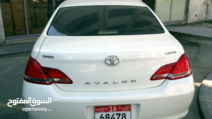 Toyota Avalon for sale in Abu Dhabi