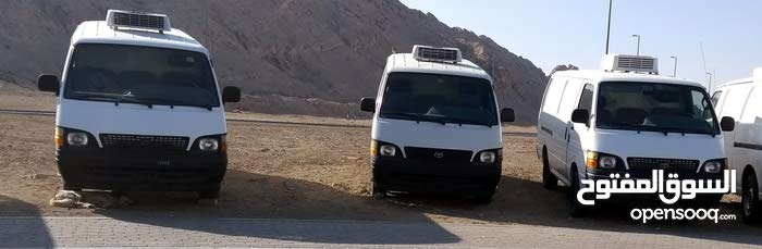 For sale Hiace 2001