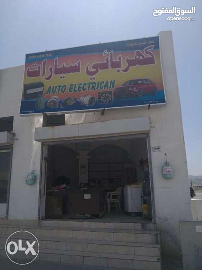 محل للبيع كهربائي سيارات