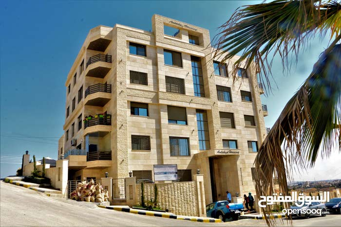 apartment First Floor in Amman for sale - Airport Road - Manaseer Gs