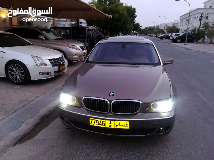 Available for sale! 20,000 - 29,999 km mileage BMW 740 2007