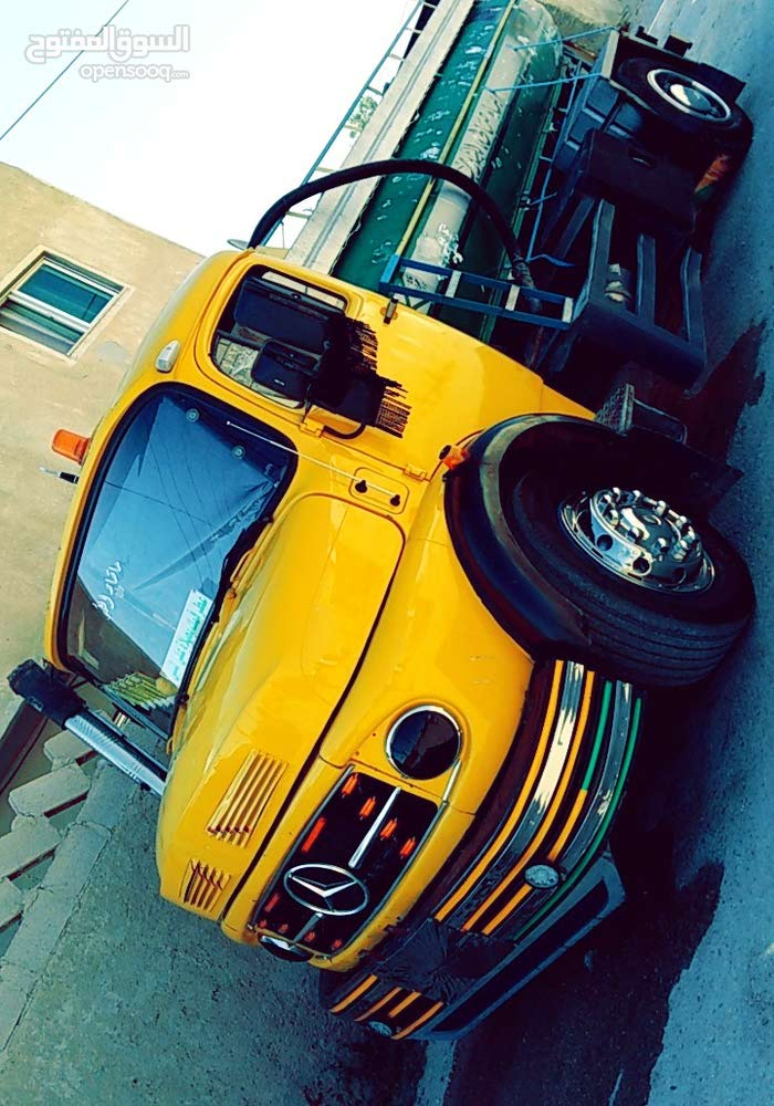Manual Mercedes Benz 1970 for sale - Used - Amman city