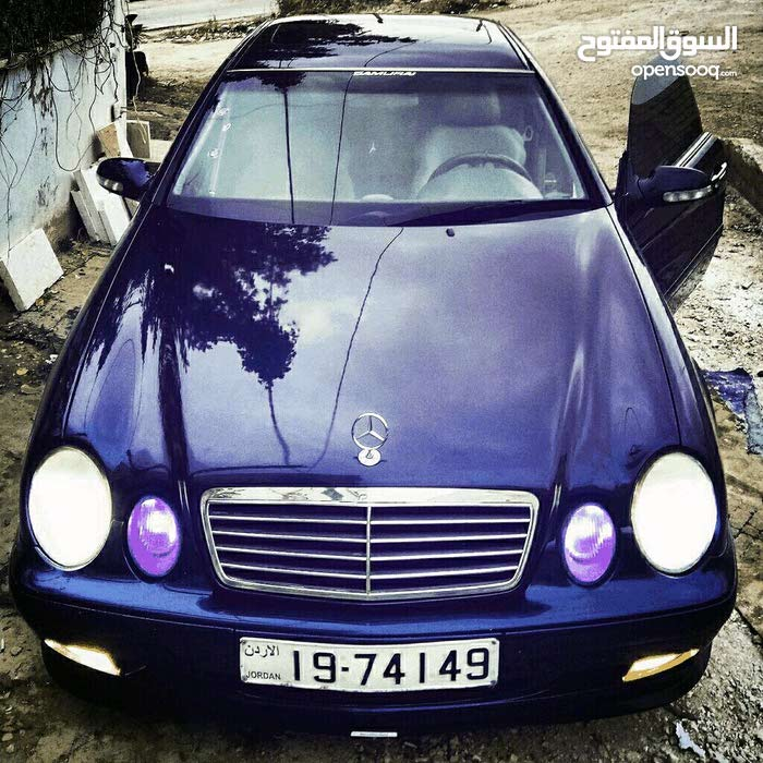 For sale a Used Mercedes Benz  2001