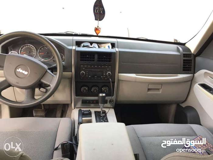 2008 Used Liberty with Automatic transmission is available for sale
