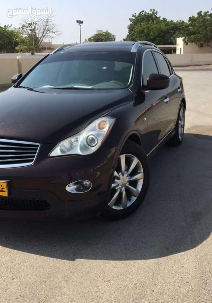 Gasoline Fuel/Power   Infiniti EX35 2008
