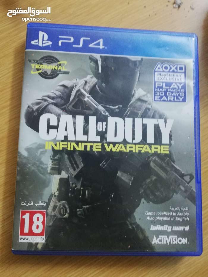 للبيع أو البدل Call Of Duty (Infinite Warfare)