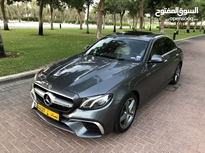 Automatic Mercedes Benz 2018 for sale - Used - Muscat city