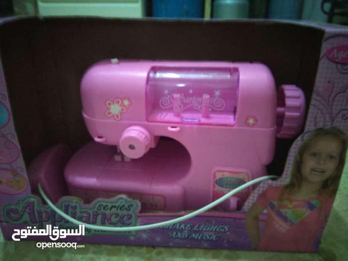 لعبة ماكينة آلة الخياطة للفتيات للبيع