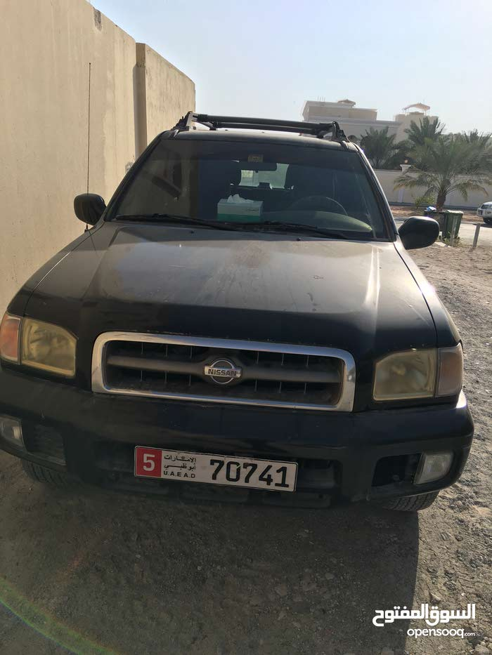 2001 Pathfinder for sale