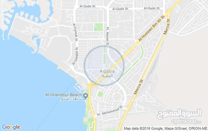 Third Floor  apartment for rent with 2 rooms - Aqaba city Al Rimaal