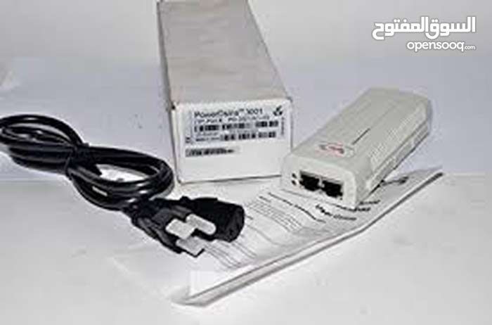 Symbol PD-3001/AC Power Over Ethernet PoE One Port Power Injector
