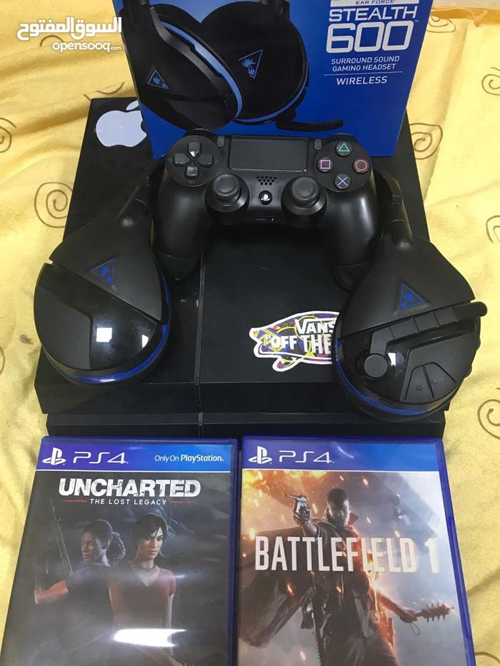 Muscat - Used Playstation 4 console for sale