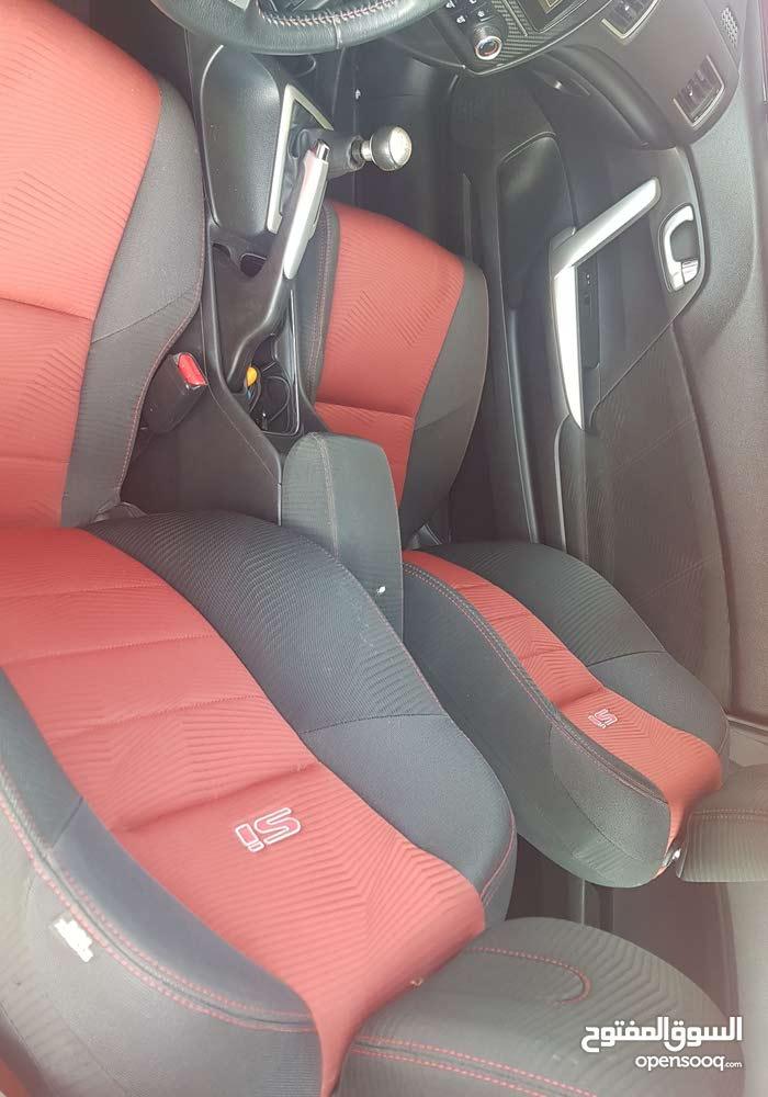 Gasoline Fuel/Power   Honda Civic 2015
