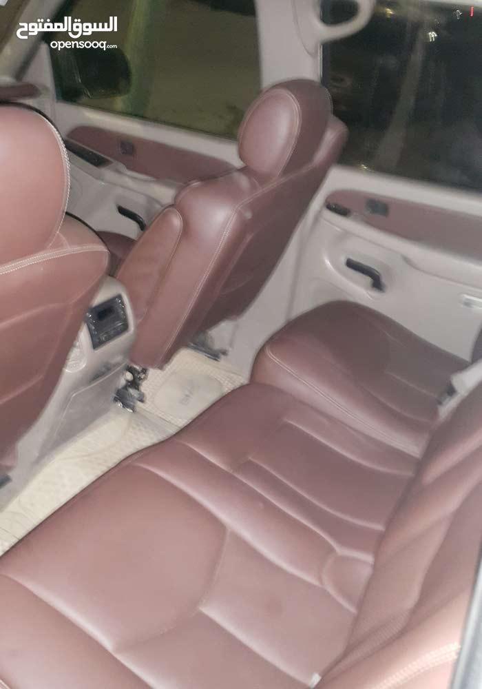 For sale Chevrolet Silverado car in Amman