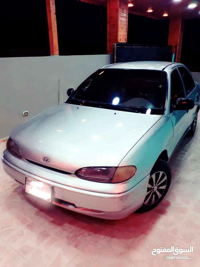 Hyundai Accent 1994 - Used