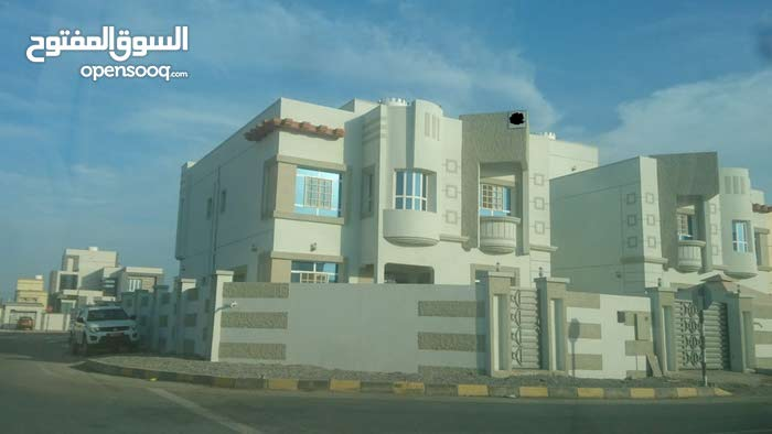 5 rooms More than 4 bathrooms Villa for sale in BarkaAs Sumhan South